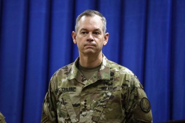 الجنرال سيان ماكفارلاند