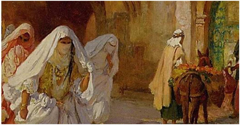 شهدة بنت أحمد الدينورية