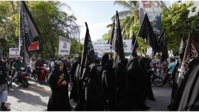 داعش جزر المالديف