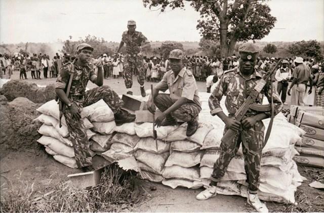 الحرب الأهلية في موزمبيق