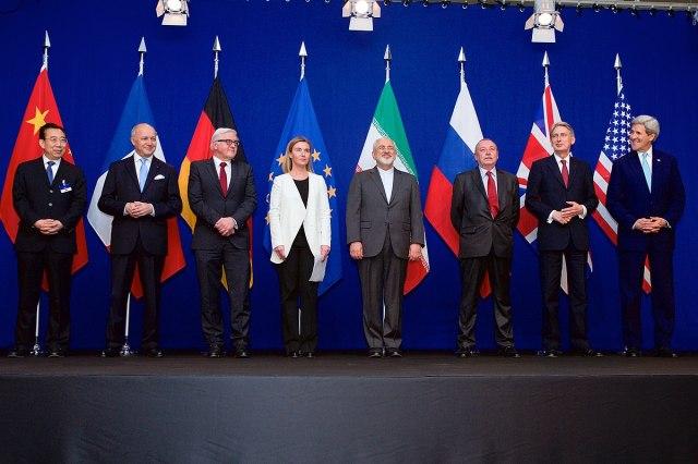 اتفاق لوزان النووي عام 2015