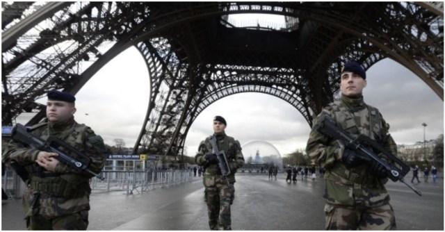 عمليات ارهابية فرنسا