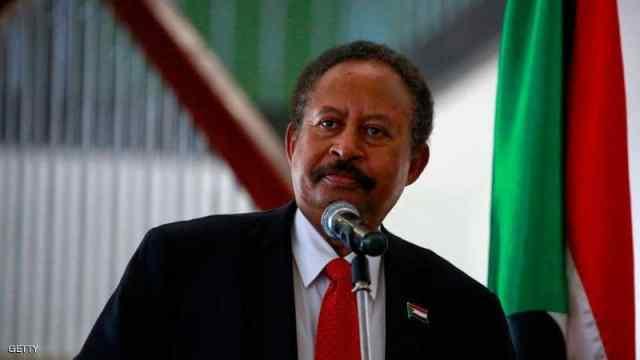 رئيس مجلس الوزراء السوداني، عبد الله حمدوك