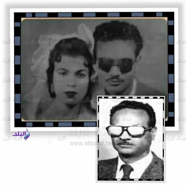 الفدائي محمد مهران وزوجته الحاجة حميدة إسماعيل