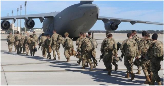 خروج الجيش الأمريكي من أفغانستان