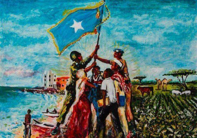 استقلال الصومال
