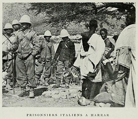 إيطاليا أثناء احتلالها لأثيوبيا