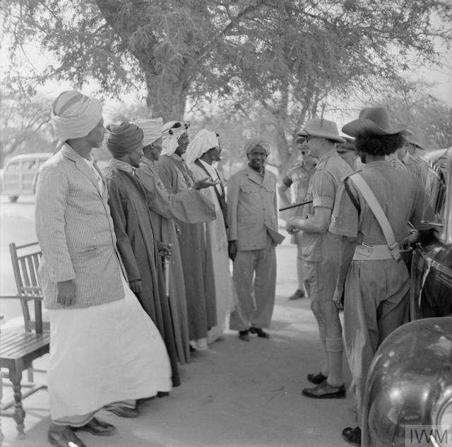 الجيش البريطاني في الصومال