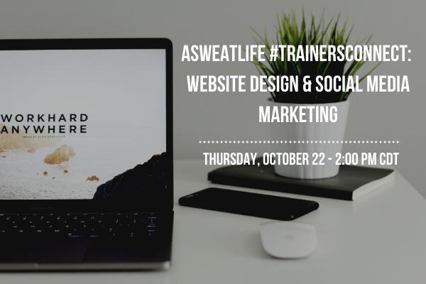TrainersConnect Website Design Digital Strategy
