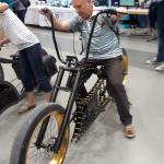 E-Bike - MakerFaire 2016 Hannover
