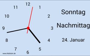 Multiuhr-Hauptbild