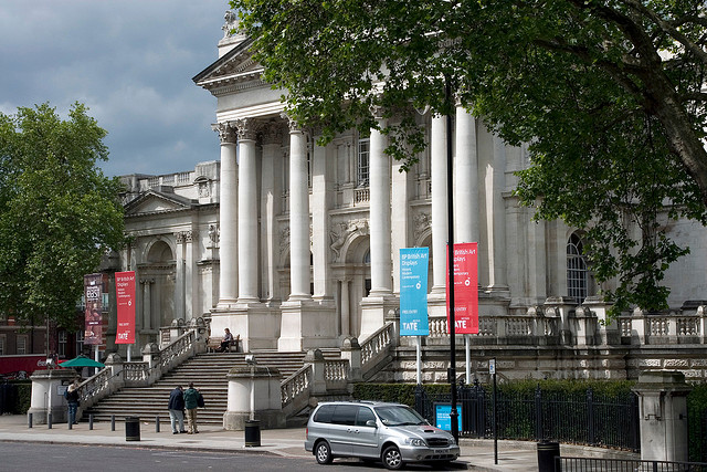 London vs New York Tate Museum