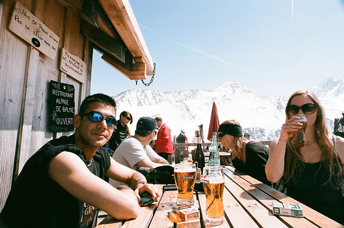 Best Party Ski Resorts In France