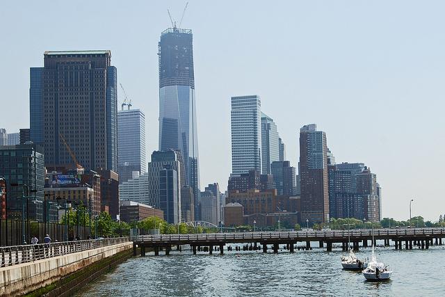 New York Hudson River Park