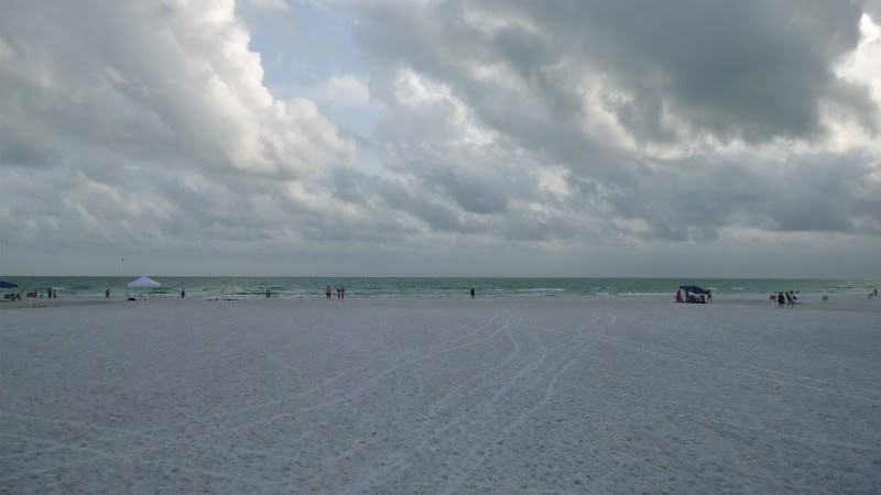 Siesta Key White Sand