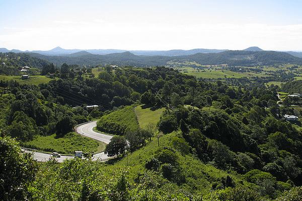 Most Scenic Drives in Australia - Blackall Range Tourist Drive
