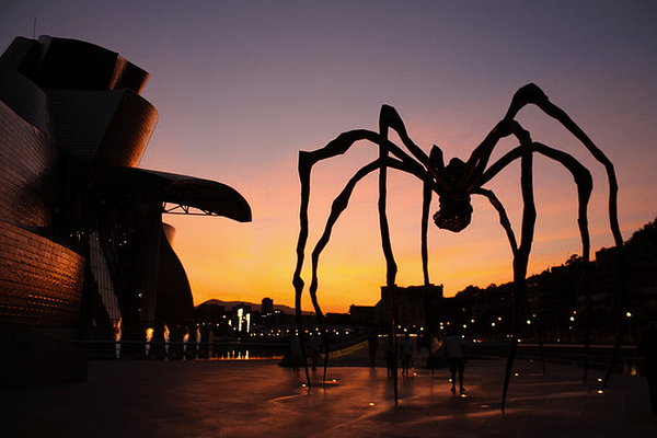 Museums in Spain Guggenheim Bilbao