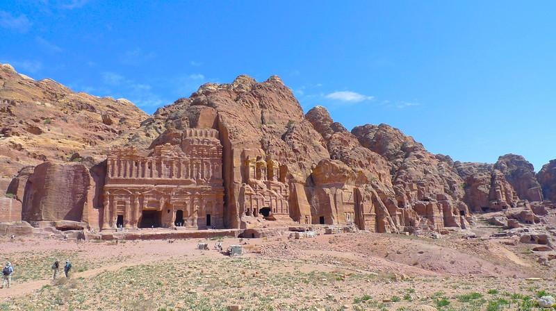 7 Wonders of the World -Petra, Jordan