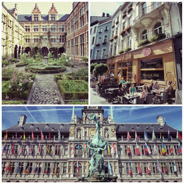 Antwerp history
