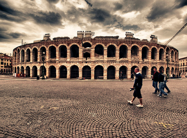 Verona Arena -Verona, Italy