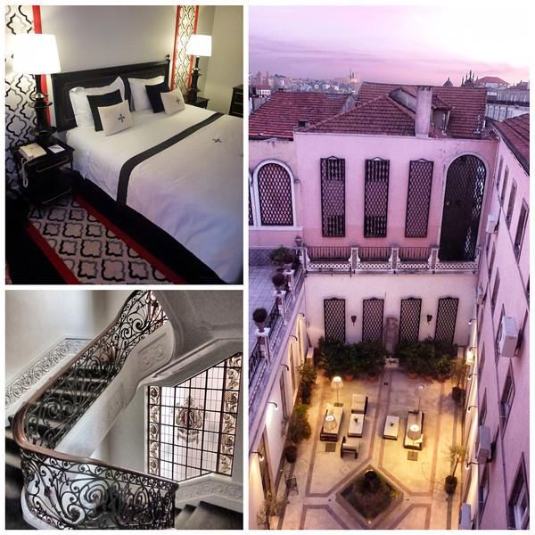 Hotel Infante Sagres, Porto
