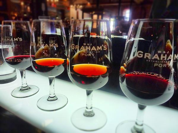 Port Wine Tasting Graham's