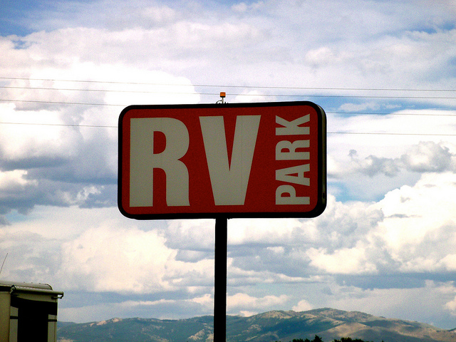 Full-Time Traveling, RV Style