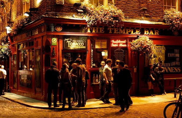 Guinness Storehouse The Temple Bar
