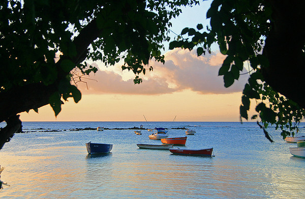 mauritius island Grand Bay