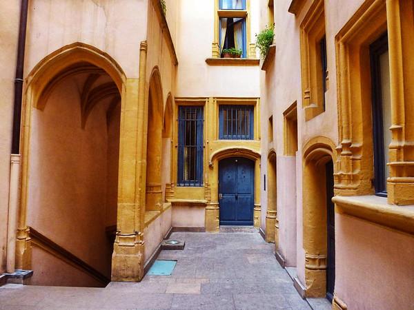 Hidden Treasures inLyon France