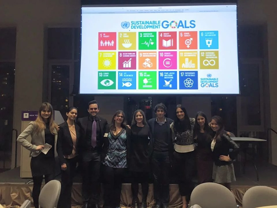 2016 NYU's UN Global Initiative Program