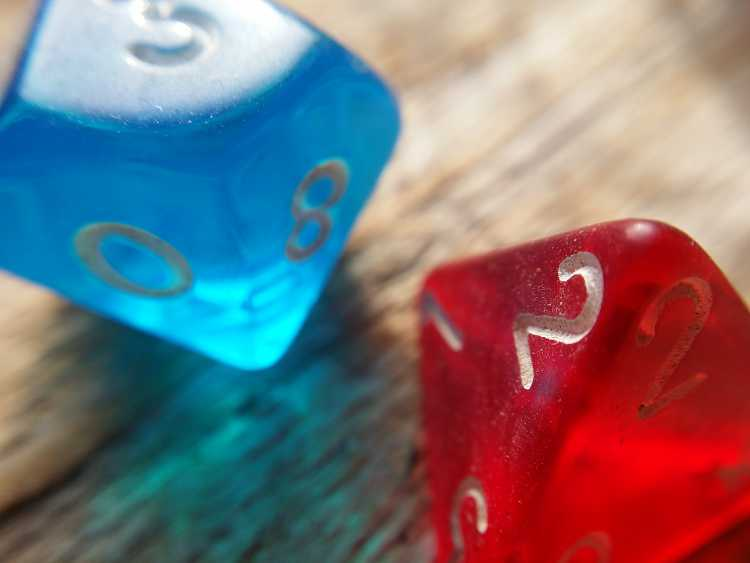 Dice for D&D