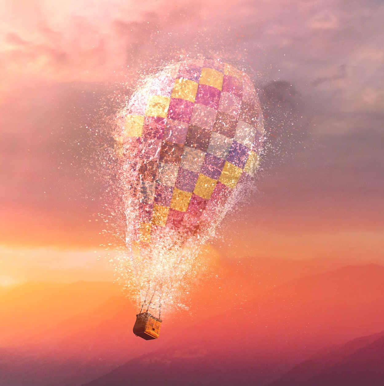 Writing prompt Jan 30 2020 hot air balloon