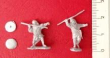 Byzantium - Armoured Peltastes with javelins