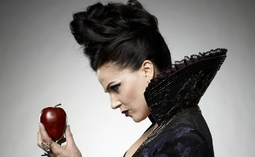 Can the Evil Queen be Forgiven?