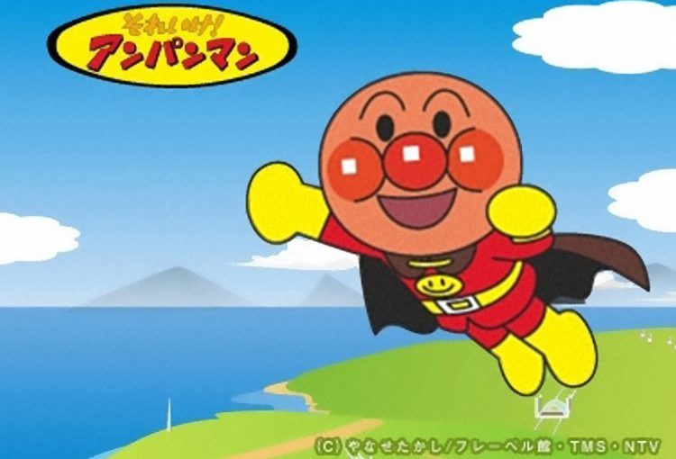 A Japanese Jesus Superhero?