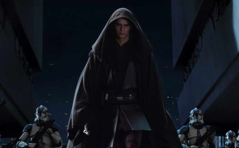 How is Anakin possibly the Chosen One? How can one who brings destruction later bring balance to the Force? © Twentieth Century Fox