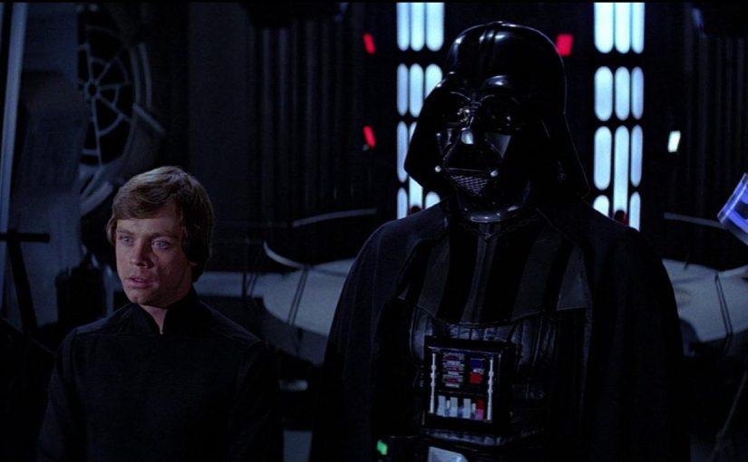 Star Wars Harry Potter vs Darth Vader 11 x 14 Print