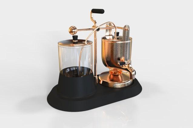 belgian balance coffee