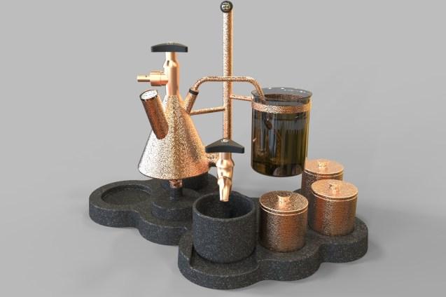 Syphon Coffee Balance 3.646