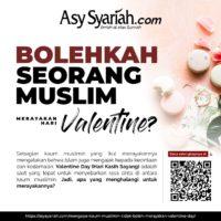 muslim tidak boleh merayakan valentine day