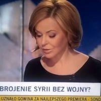 PILNE: Widzów Faktów już nie męczy myśl, dlaczego Justyna Pochanke nie domyka ust