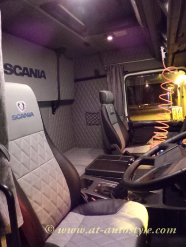 Scania 143 Interior AampT Autostyle