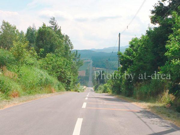 滋賀から北海道家族旅行 ジェットコースターの道
