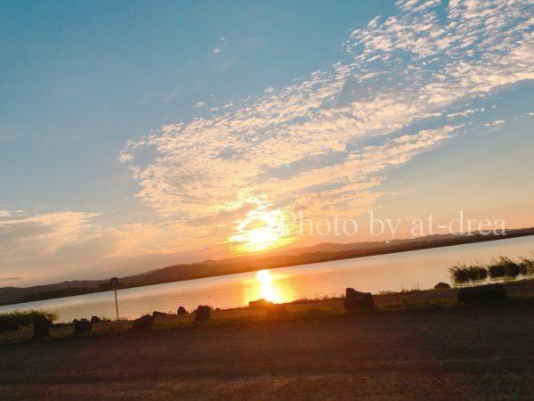 滋賀から北海道家族旅行 女満別湖畔