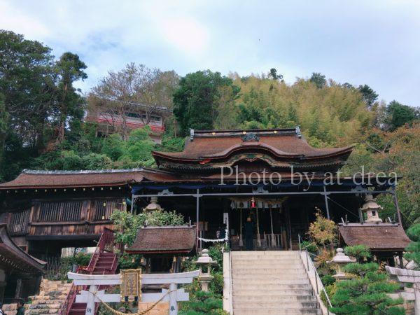 竹生島 都久夫須麻神社