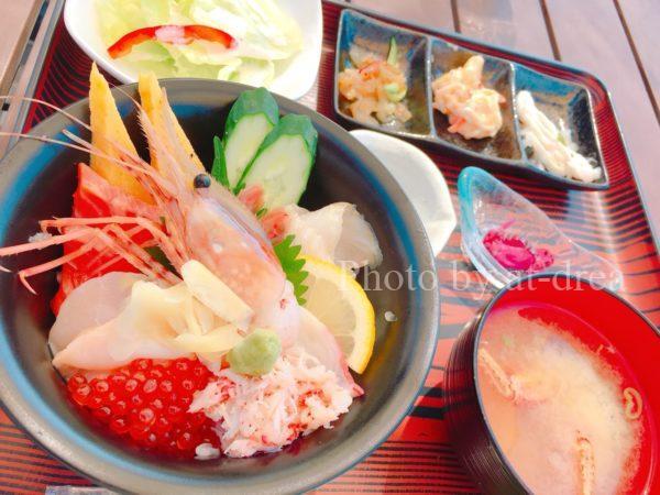知床 海鮮丼 おすすめ 海岸食堂
