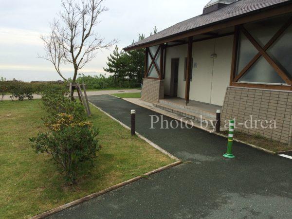 瀬戸内東予シーサイドキャンプ場 トイレ