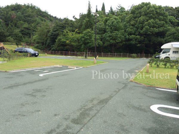 瀬戸内東予シーサイドキャンプ場 第2キャンプ場