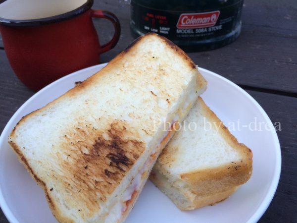 七輪 パン焼き